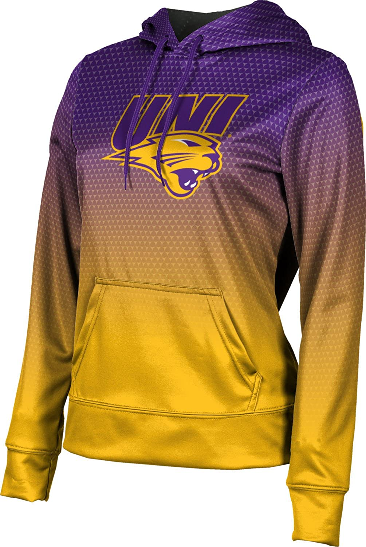 University of Northern Iowa Girls' Pullover Hoodie, School Spirit Sweatshirt (Zoom) F9C24