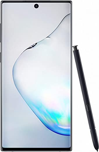 Samsung Galaxy Note 10 4G Dual-SIM SM-N970F/DS (GSM Only, No CDMA) Factory Unlocked 4G/LTE Smartphone - International Version
