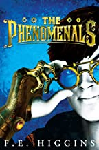 The Phenomenals: A Tangle of Traitors (1)