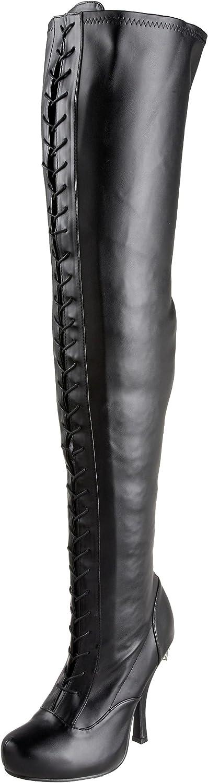 Penthouse Women's Ava Thigh High Boot