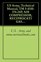 US Army, Technical Manual, TM 5-4310-376-24P, AIR COMPRESSOR, RECIPROCATI GASOLINE ENGINE DRIVEN, 15 CFM, 175 PSI, (NSN 4310-01-164-5544), military manauals, special forces