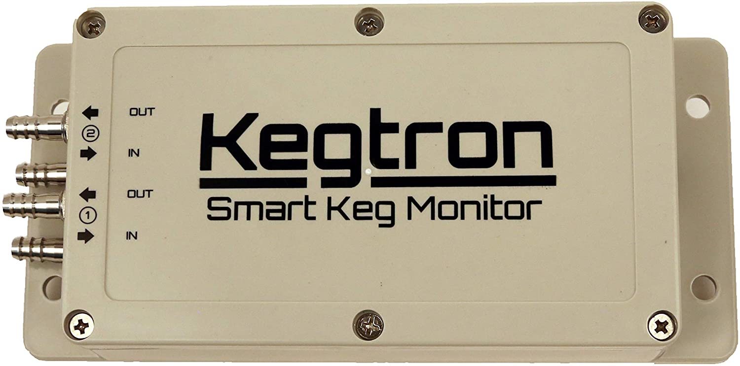 Weekly update Kegtron Smart Keg Monitor Wholesale - Dual Levels Your Track Tap Fro