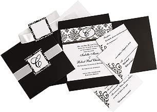 blank wedding scrolls