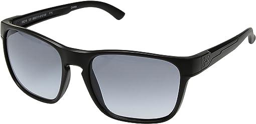 Satin Black/Black Frame/Gray Gradient Lens 18