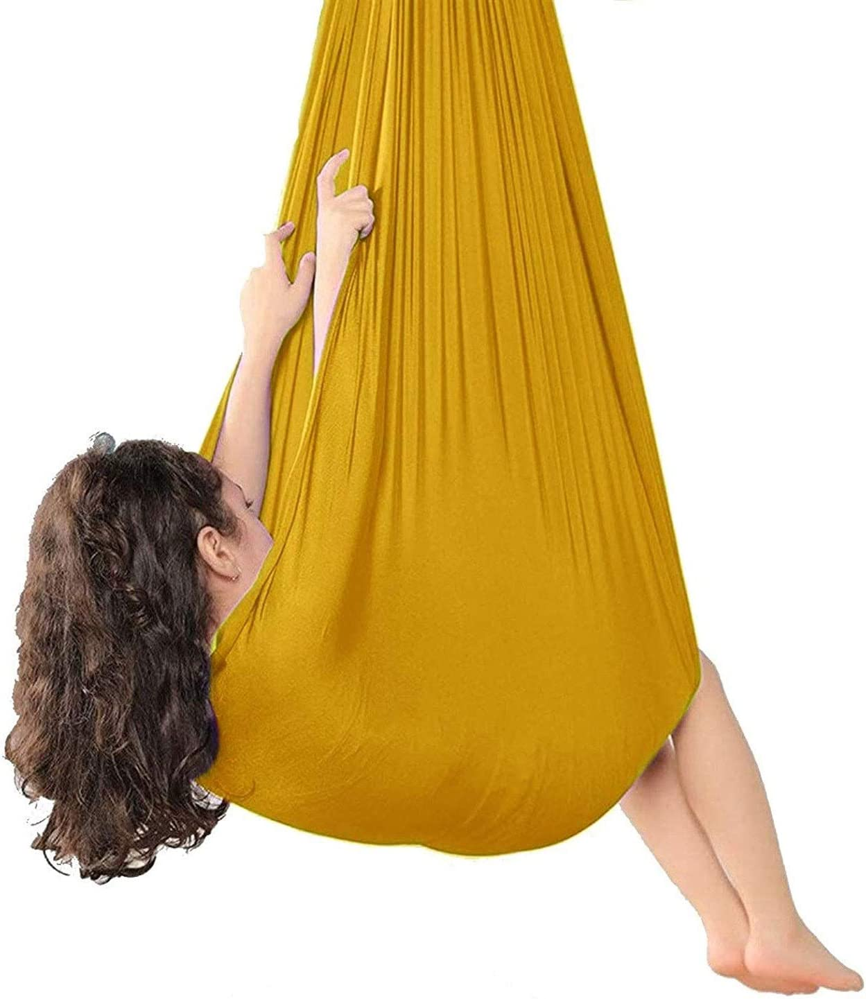 LSRRYD Cuddle Hammock Therapy Max 52% OFF Swing Elastic Ranking TOP18 Professional