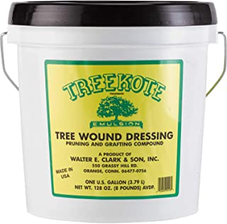 Treekote Tree Wound Dressing, One Gallon Pail