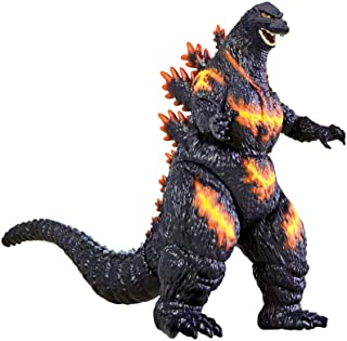 "Playmates Toys 6.5"" Classic Burning Godzilla, Multicolor"