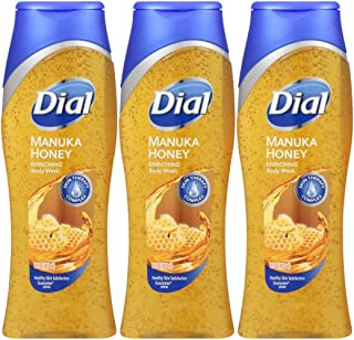 3 Pk. Dial Manuka Honey Body Wash 12 Fl Oz (36 Fl. Oz Total)