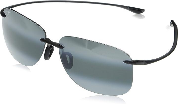 Occhiali da sole - maui jim hikina gris mat 445