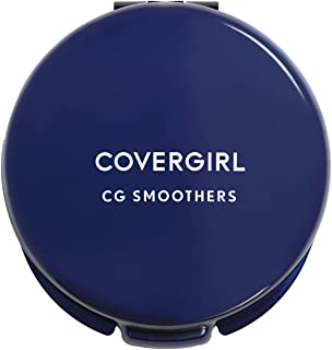 COVERGIRL Smoothers Pressed Powder, Translucent Light, 0.32 oz (Packaging May Vary)