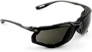 3M Safety Glasses, Virtua CCS Protective Eyewear 11873, Removable Foam Gasket, Gray..