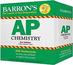 Barron's AP Chemistry Flash Cards (Barron's Test Prep)