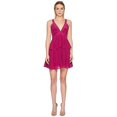 ZAC Zac Posen Elise Dress (Jazz Pink) Women