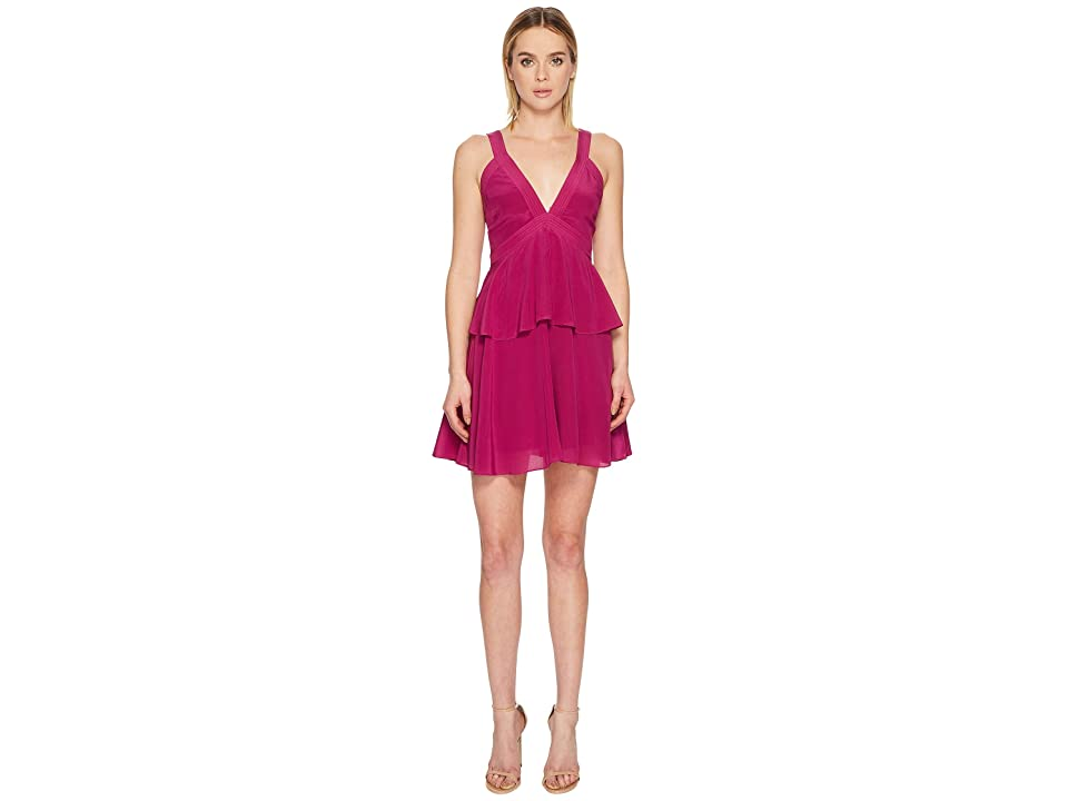 ZAC Zac Posen Elise Dress (Jazz Pink) Women