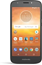Moto E5 Play with Alexa Push-to-Talk – 16 GB – Unlocked (AT&T/T-Mobile) – Black – Prime Exclusive Phone