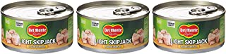 Del Monte Light Canned Meat Tuna In Sunflower Oil 3 x 185 gm