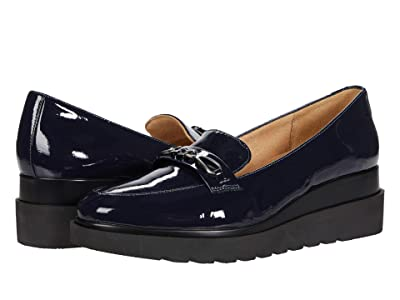 Naturalizer September (French Navy Patent Leather) Women
