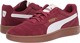 Cordovan/Puma White/Puma Team Gold