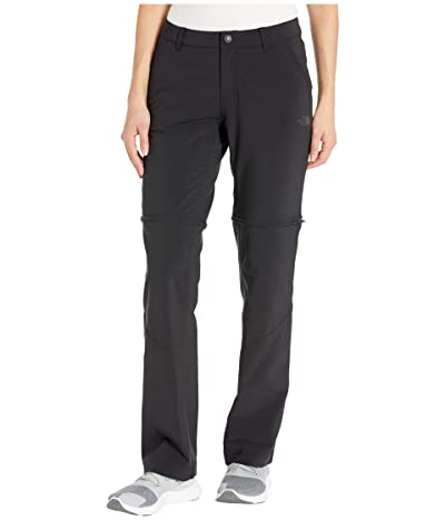 The North Face Paramount Convertible Pants (TNF Black) Women