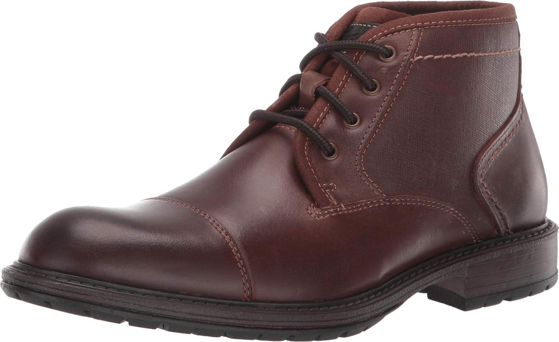 Florsheim Men's Vandall Cap Toe Lace-Up Boot