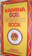 Kachina Doll Coloring Book
