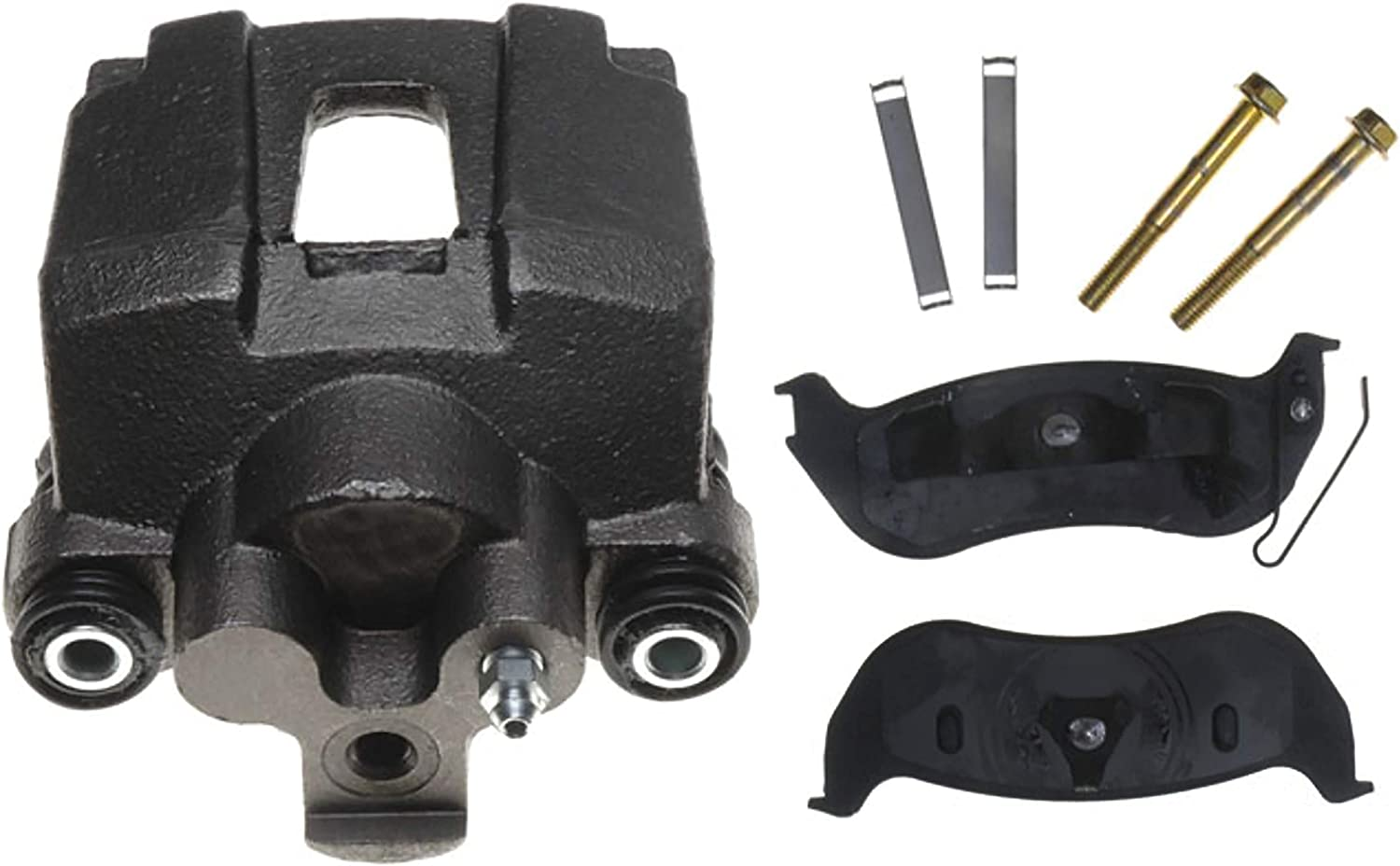 ACDelco Specialty In a popularity 18R1915SV Rear Driver Brake Side Disc Free Shipping New Caliper