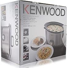 Kenwood Slow Cooker, Silver, SCM650