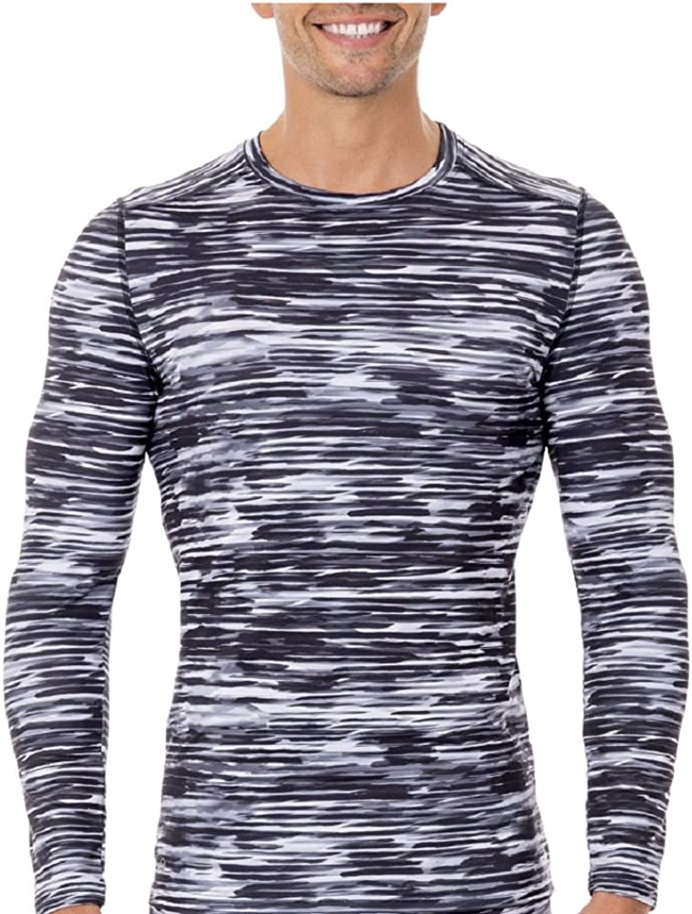 Russell Men's Voltage Performance Baselayer Thermal Top/Shirt
