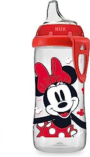 NUK Disney Active Sippy Cup, Minnie Mouse, 10oz 1pk