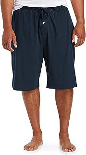 Amazon Essentials Men's Knit Pajama Short fit by DXL
