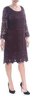 Best alfani crochet-trim illusion dress Reviews