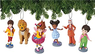 Disney Fancy Nancy Deluxe Christmas Tree Ornament Set Holiday Decorations