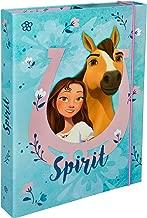 Heftebox Dokumentendosier mit Gummizug Gummiband DIN A4 f/ür Kinder Zeichenboxe hochwertige Sammelbox Pferd 02 Theonoi s/ü/ßes Pferde Motiv laminiert