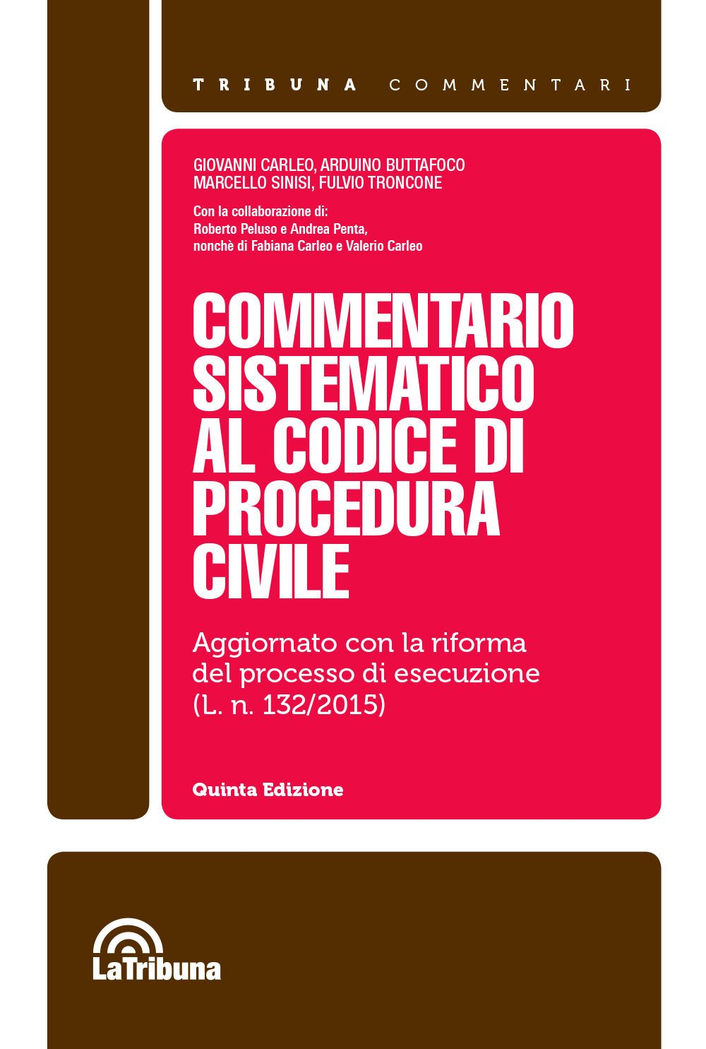 Download Commentario Sistematico Al Codice Di Procedura Civile 