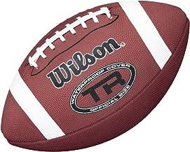WilsonA TR Waterproof Football, Official