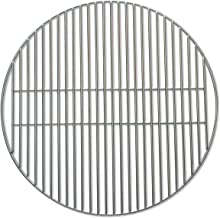 "SMOKEWARE Stainless Steel Grill Grate – Compatible with Big Green Egg, Heavy Duty Gauge (XL - 24"")"