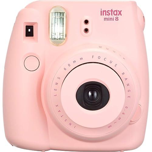 Instax Mini 8 Camera - Pink