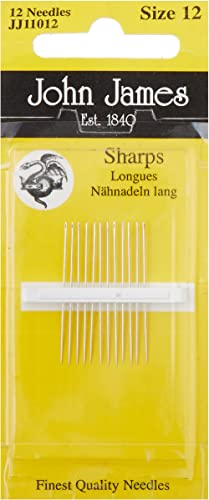 21 Needles Multi Purpose Sewing Beading Carpet Upholstery Carbon Steel Gold Tip