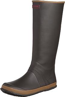 [アキレス] レインブーツ 長靴 軽量 折りたたみ可能 収納バック付 レディース フィットパッカ ILB 0760