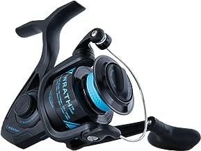 PENN Wrath Spinning Fishing Reel - WRTH2500C