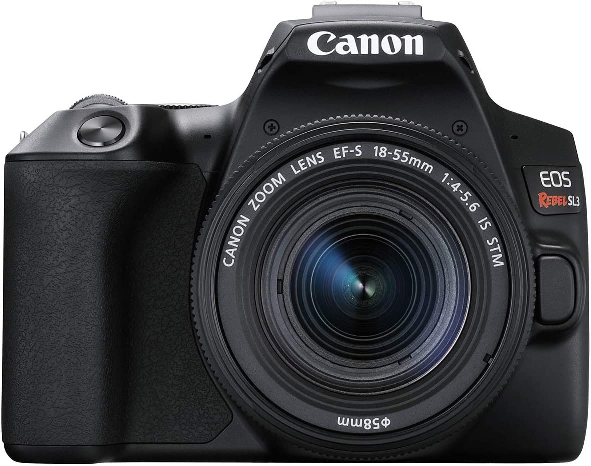 Image of Canon Rebel SL3 Digital Camera with 18-55mm Lens