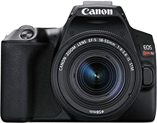 Canon EOS Rebel SL3 (250D) Kit [18-55 III] DSLR Camera - International Version - Black