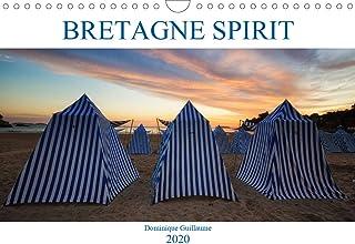 Bretagne Spirit 2020: La Bretagne en couleurs, cote Armor et Argoat (Calvendo Places)