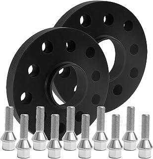 BlackLine Spurverbreiterung 30mm (15mm) mit Schrauben silber 4x100 56,6mm   12175W_5_M1215KE37S