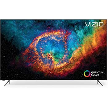 "VIZIO PX65-G1 P-Series Quantum X 65"" Class (64.50"" Diag.) 4K HDR Smart TV (Renewed)"