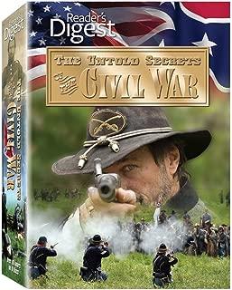 The Untold Secrets of the Civil War 6 pk.