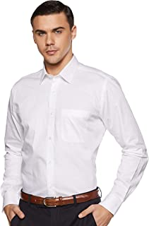 Raymond Men's Regular fit Formal Shirt