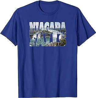 Niagara Falls State Park Waterfall NY Canada New York Shirt