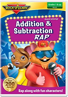 Addition & Subtraction Rap by Rock 'N Learn