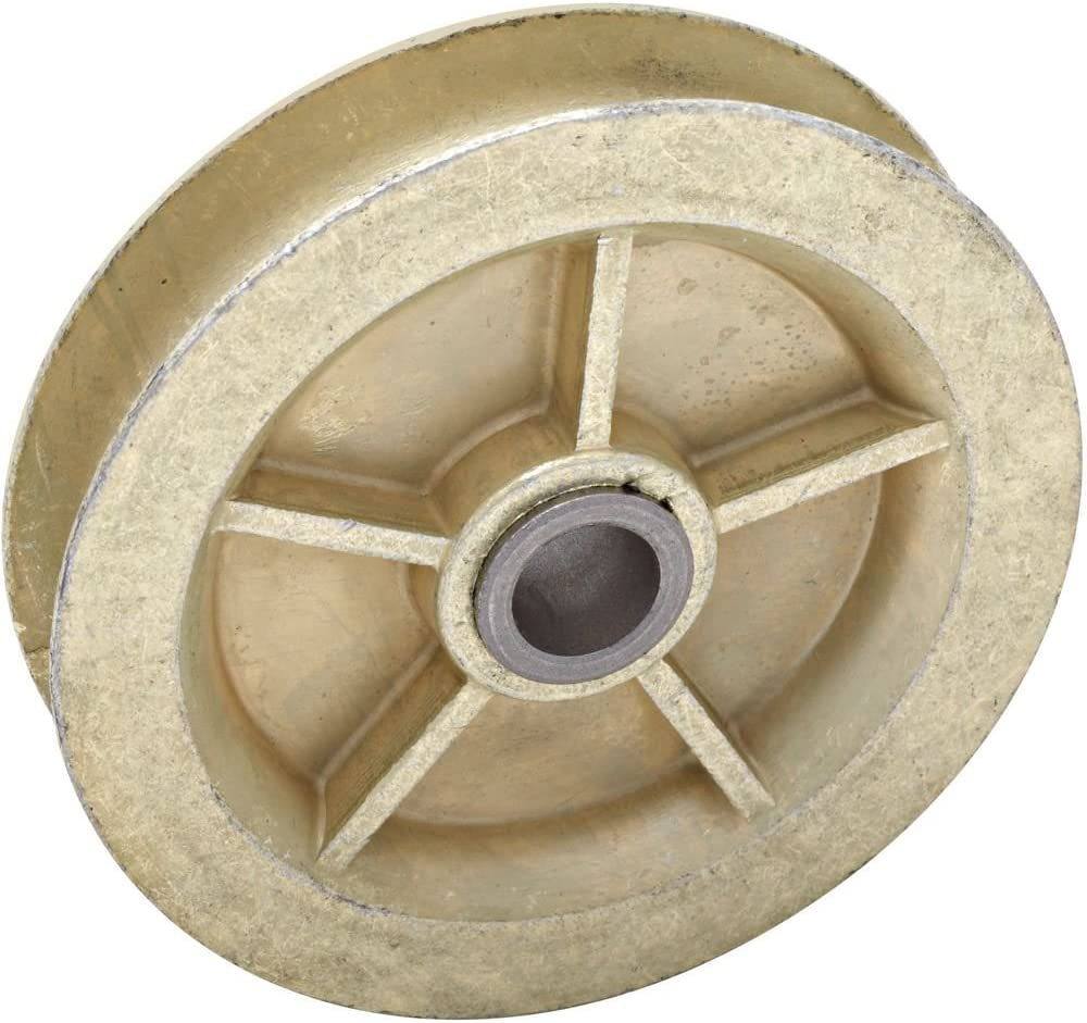 National Hardware N245-902 V3211S Pulley Assembly in Max 81% 5 ☆ very popular OFF Sheave Zinc